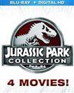 Jurassic Park 1-4 Collection: Jurassic Park / The Lost World: Jurassic Park / Ju